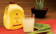 Aloe Vera Gel (Comanda minima)